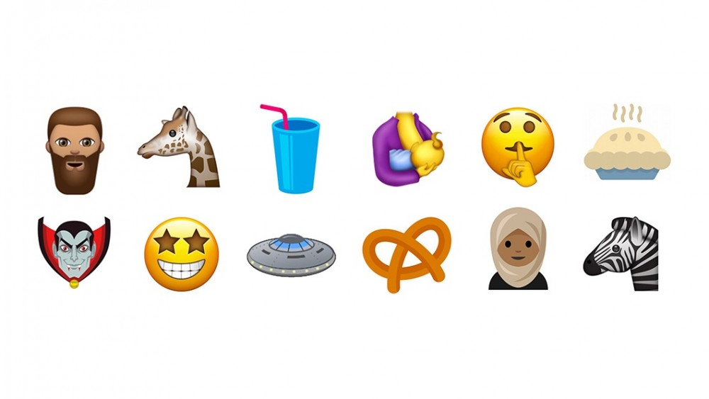 novos emojis 2017